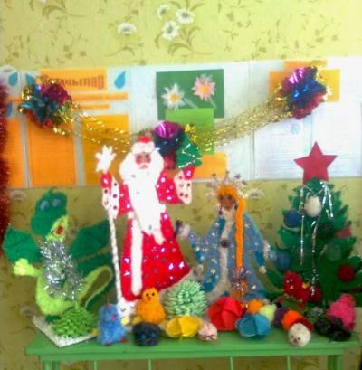 Подарки к новому году своими руками 2015