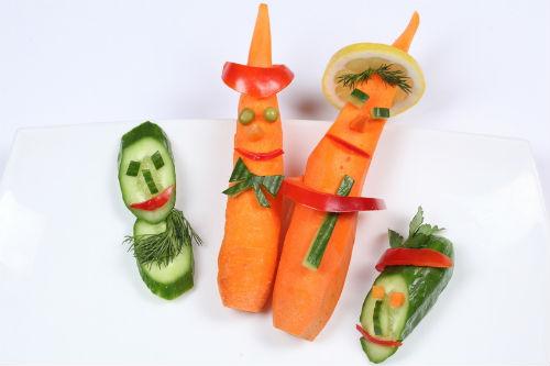 Поделки и овощей и фруктов своими руками