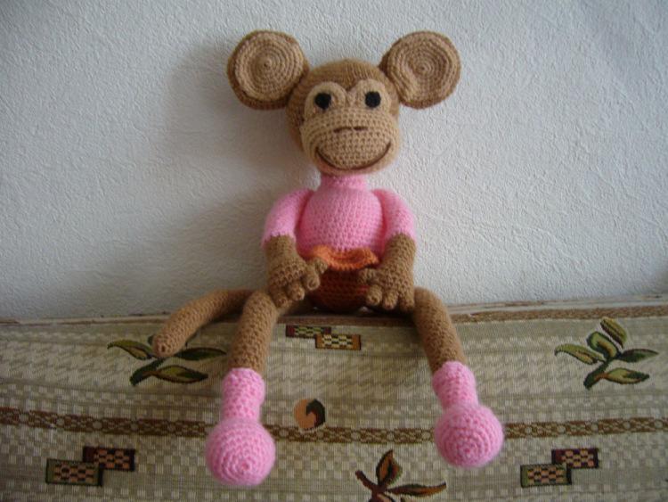 Сделать обезьянку своими руками фото