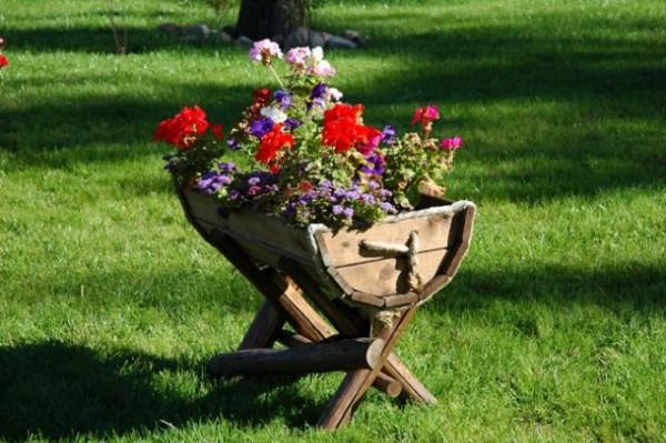 Украшения своими руками для огорода и сада своими руками фото фото 724